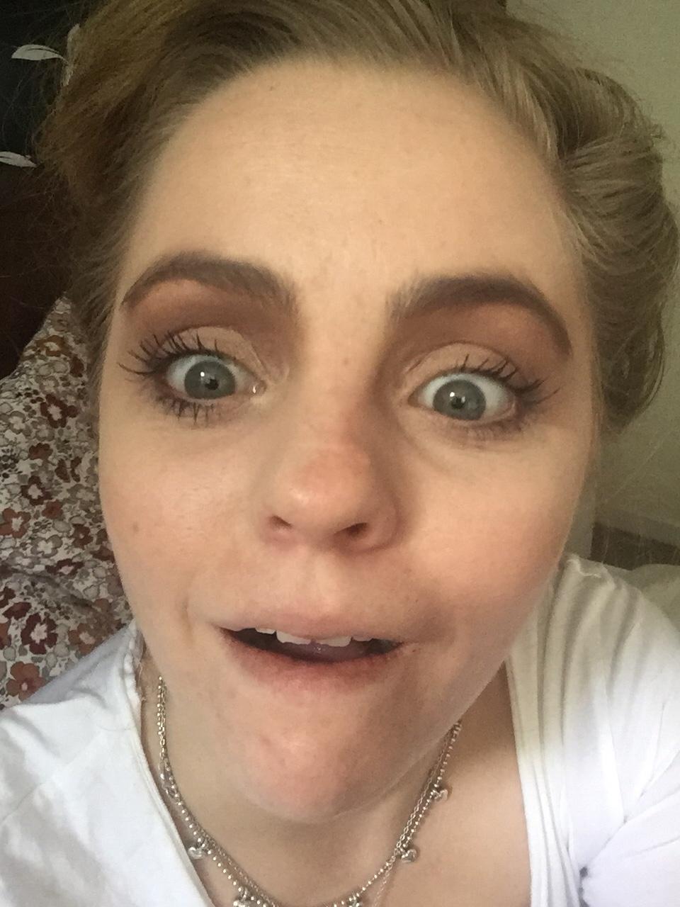 Terrible at Makeup