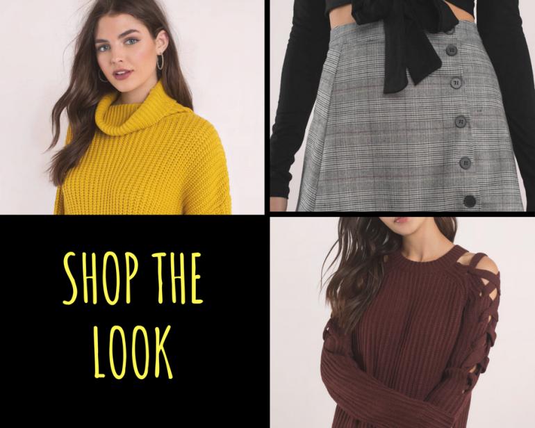 Shop the look - TOBI