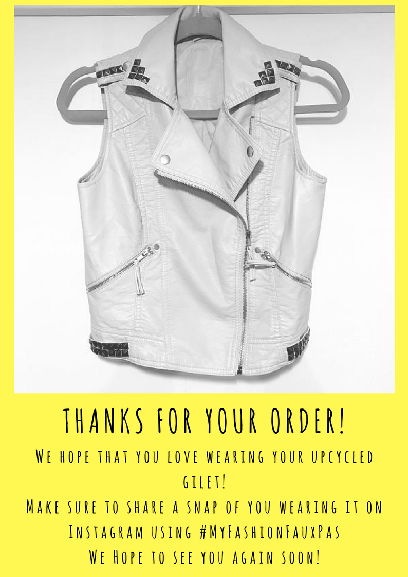 Thanks for your order!