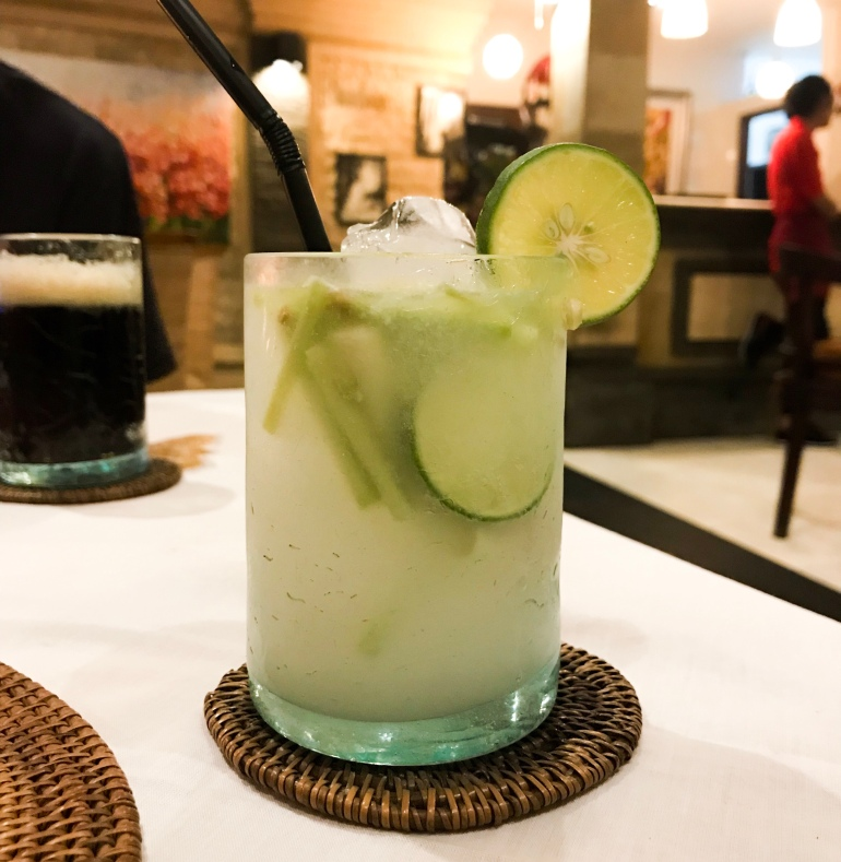 Balinese cocktail