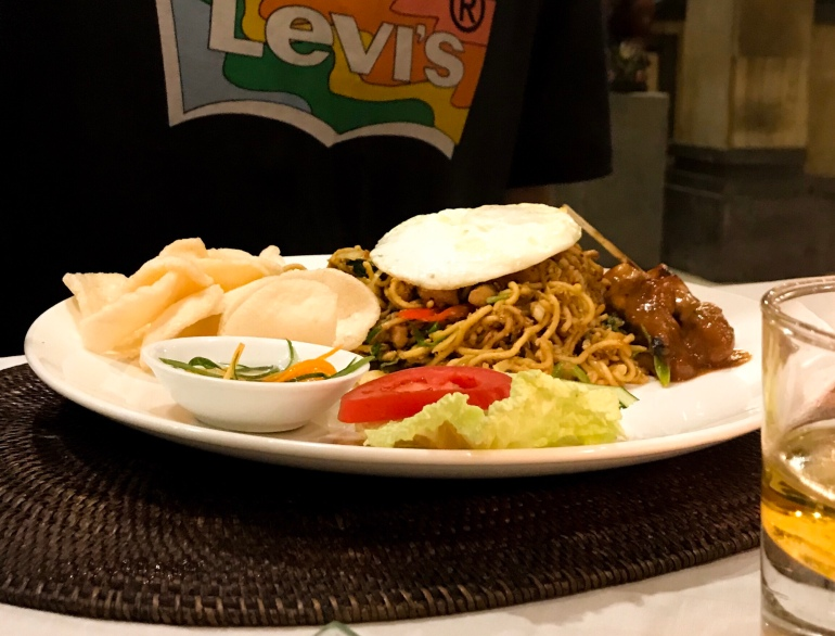 Chicken Mie Goreng