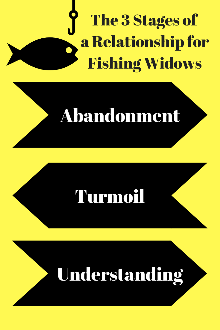 Fishing Widow Relationship Stages